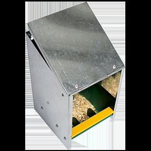 foderautomat høns