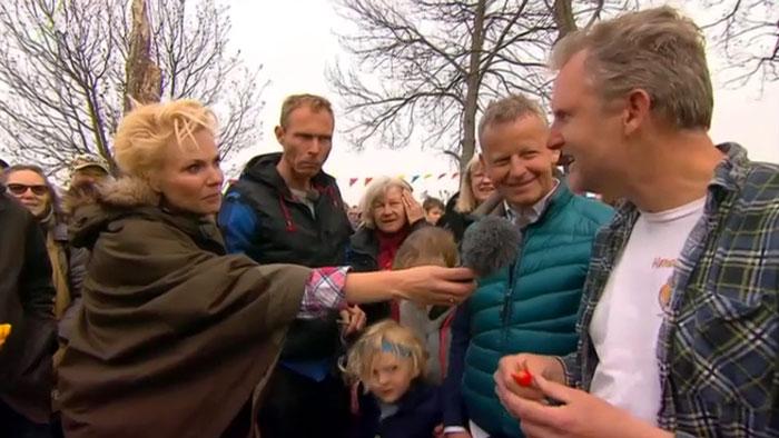 Høns på TV2 Fri