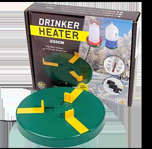 varmeplade til vand høns